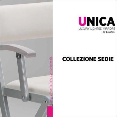 Catalogo Sedie alte Unica by Cantoni