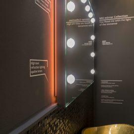 Specchio bagno MH01XL 1400x1020 16 lenti I-light