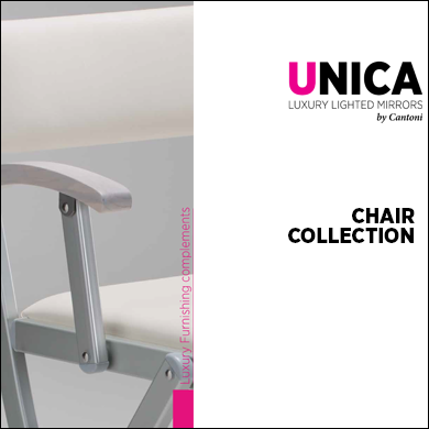 high chair collection Unica by Cantoni 2017