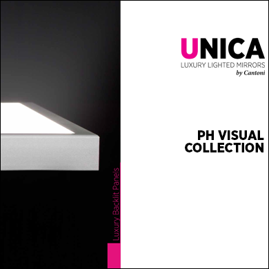 PH catalogue 2017 Backlit slim led panels with spring system
