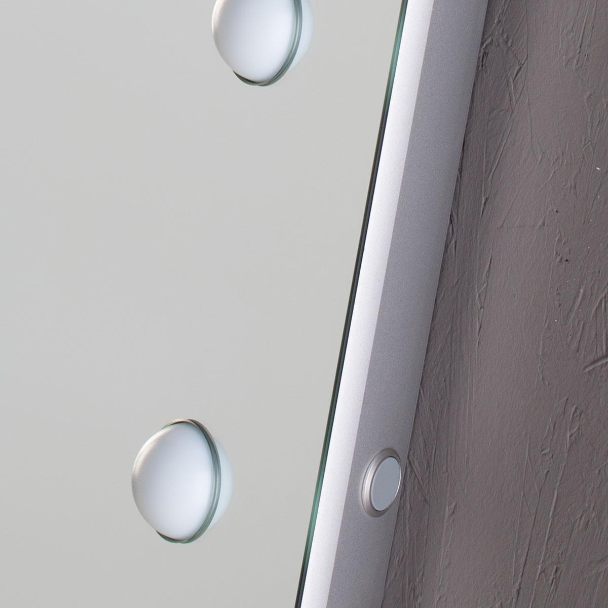 Specchio MH05 - dettaglio