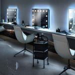 Specchi per salone di bellezza