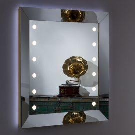 Specchio MF Unica by Cantoni - Realizzazione su progetto studio interior design
