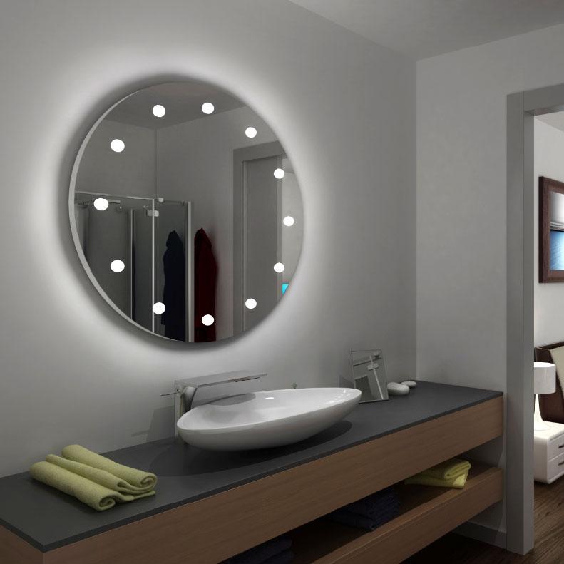 Specchi da bagno hotel