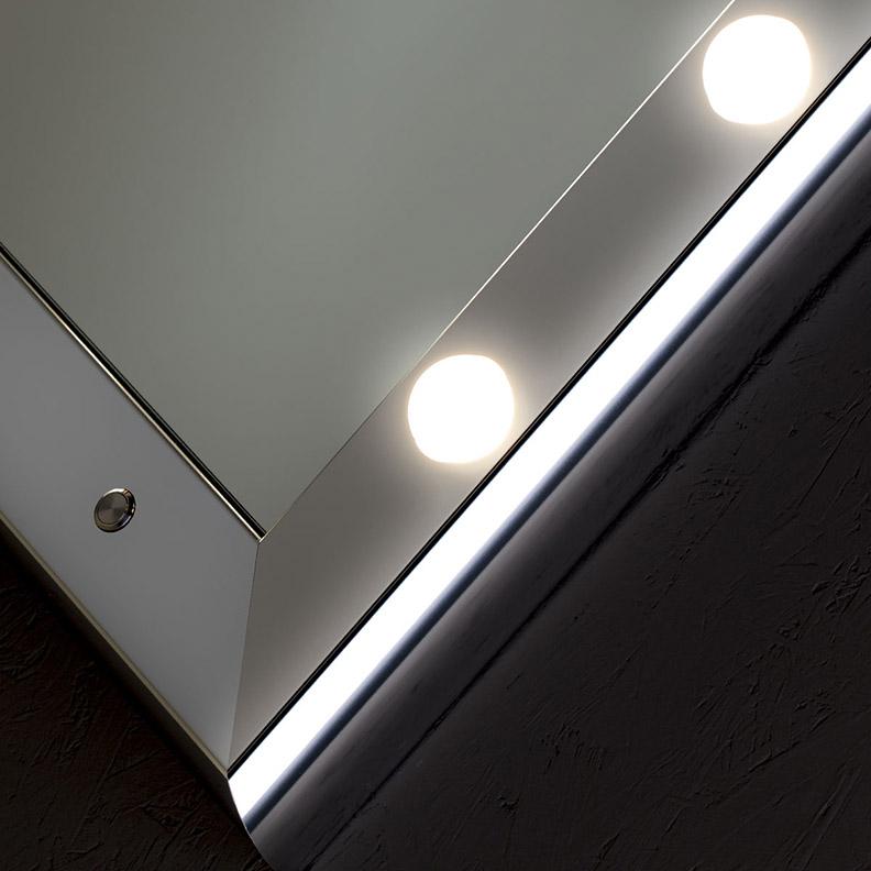Arredamento Spa e illuminazione