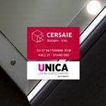 Cersaie 2019: gli specchi di Unica