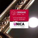 Cersaie 2019 e Unica