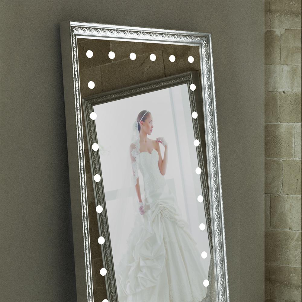 Specchi da camerino per negozi d'abbigliamento