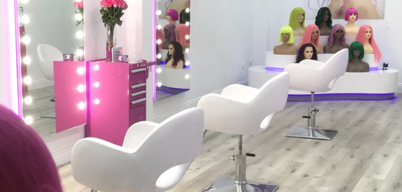 hair salon LA 2