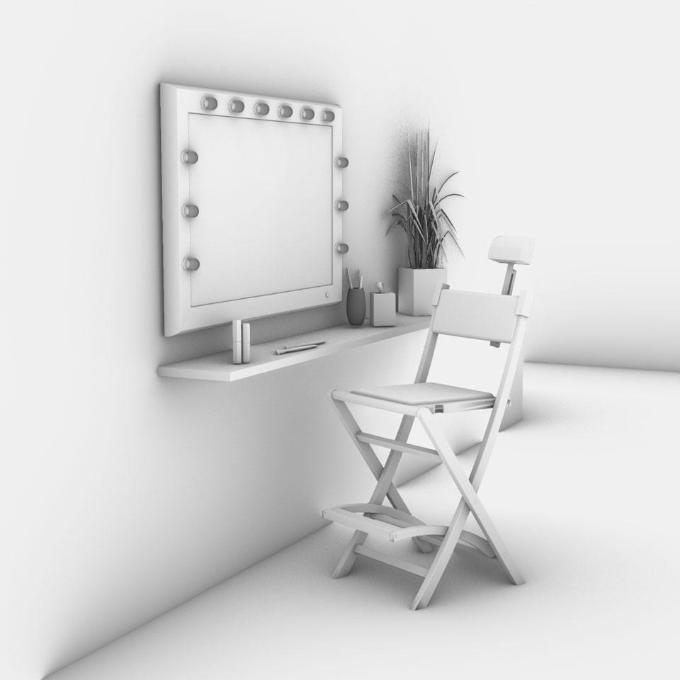 progettazione specchi arredo