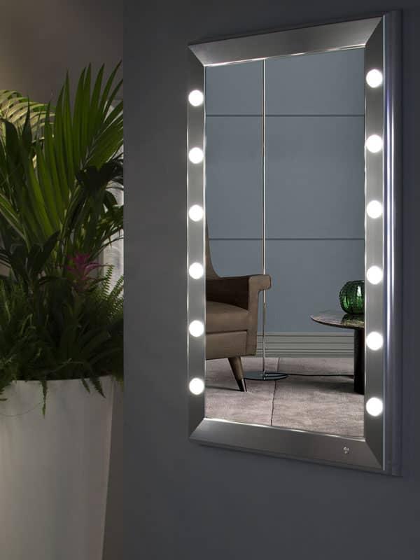specchio design ingresso SP