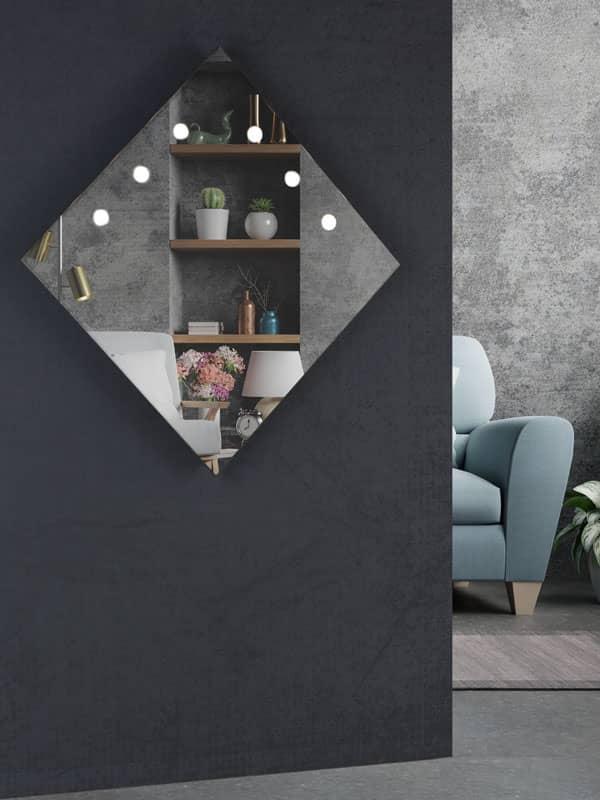 specchio design ingresso MDE