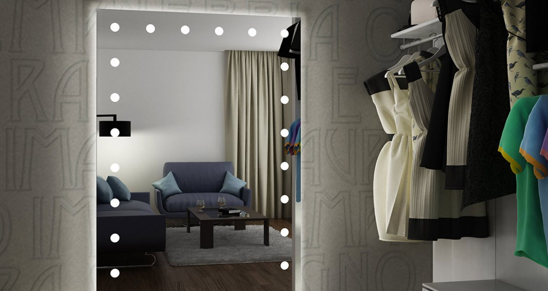 Cabine Armadio Luxury : Sistema illuminazione cabina armadio